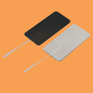 Physiotherapy electrode